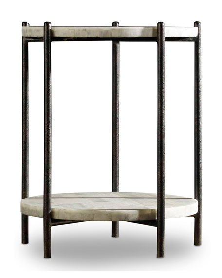 Hooker Furniture Christy Accent Table