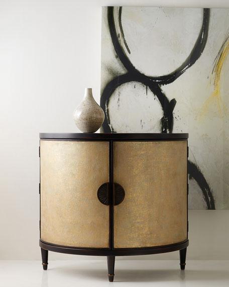Hooker Furniture Iris Demilune Chest