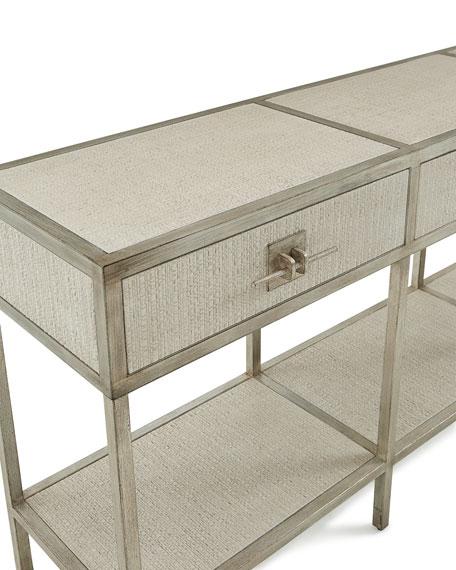 John-Richard Collection Shikku Console Table