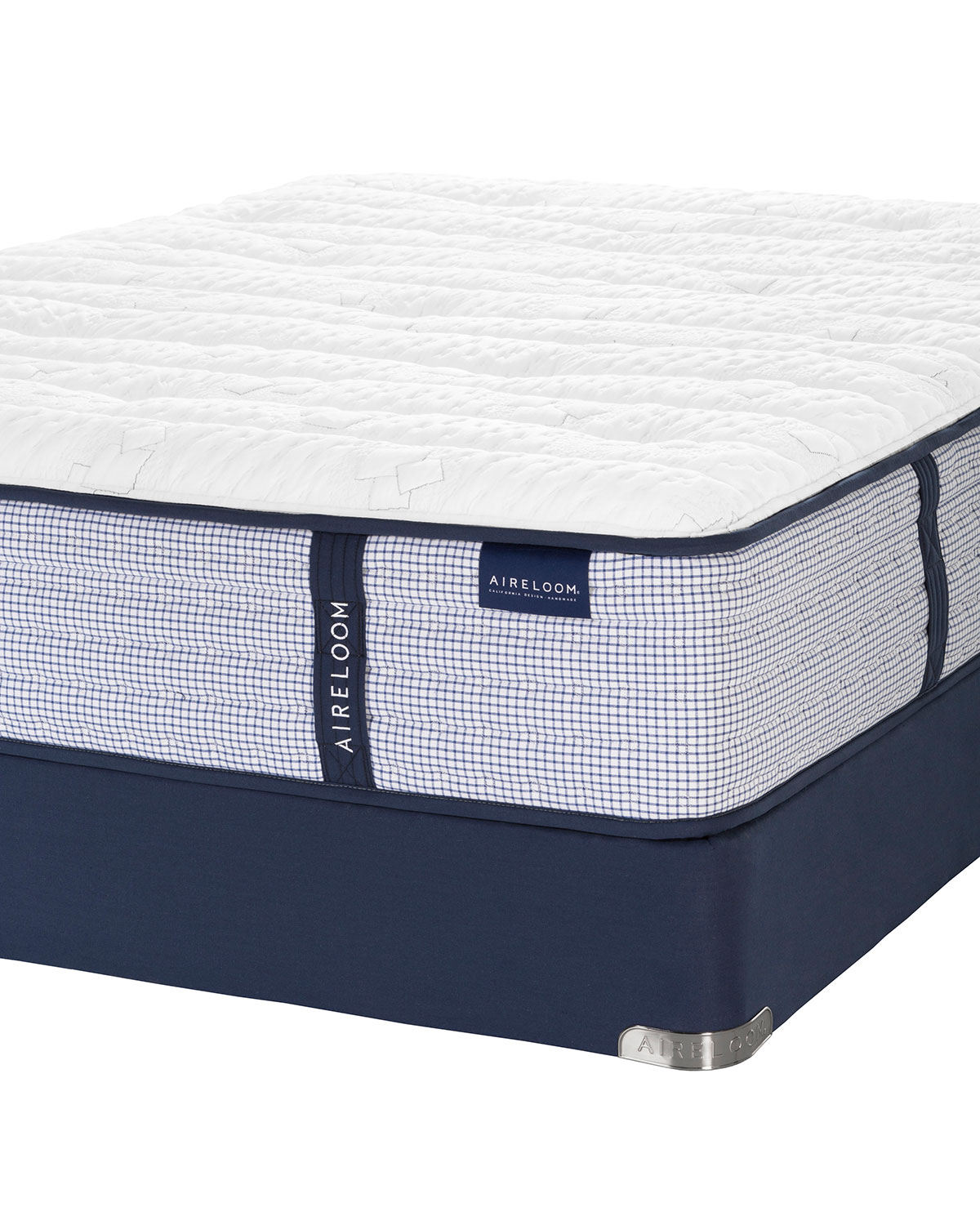 Aireloom Preferred Collection Turquoise Mattress - Twin