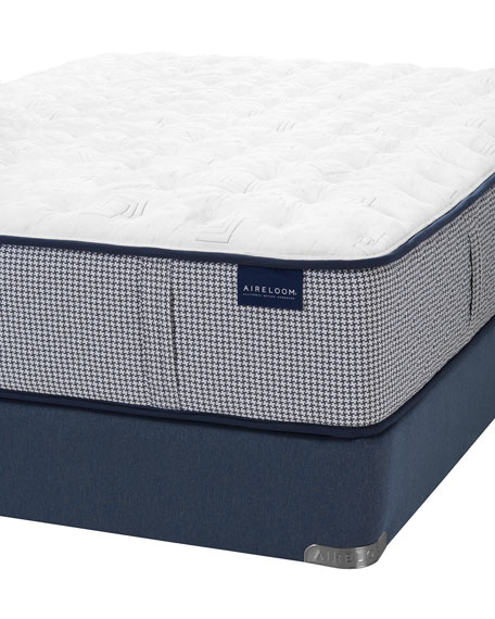 Aireloom Palisades Collection Quartz Mattress - King