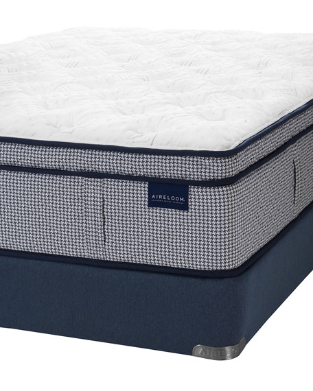 Aireloom Palisades Collection Coral Mattress - Twin