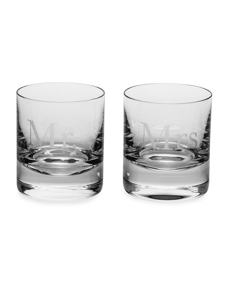 Moser Mr. Whiskey Double Old-Fashioned Glass