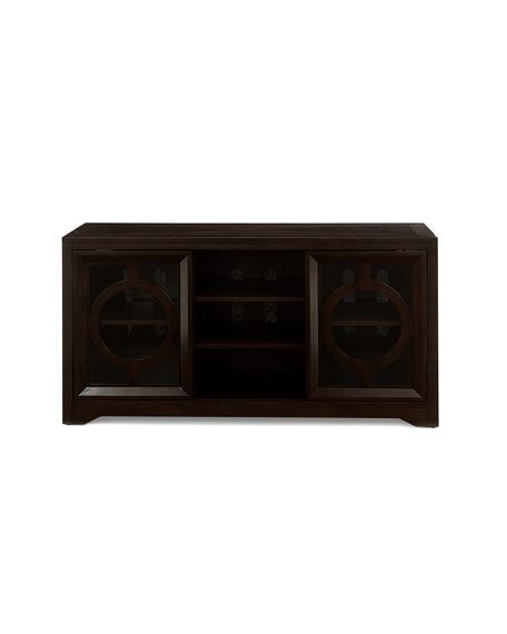 Hooker Furniture Edison Entertainment Console