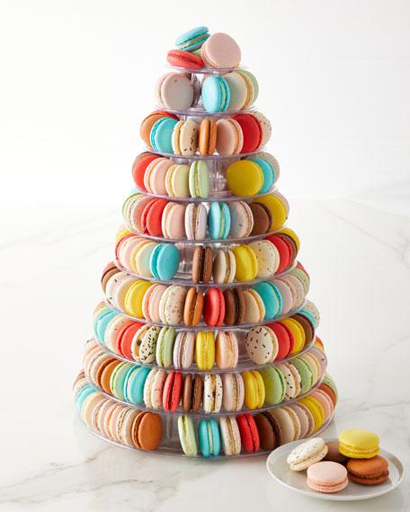 JOY Macarons 10-Tier Macaron Tower