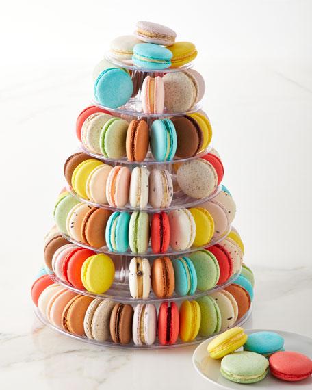 JOY Macarons 7-Tier Macaron Tower
