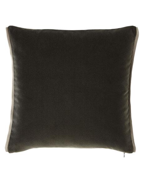 Designers Guild Varese Espresso Pillow
