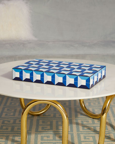 Jonathan Adler Sorrento Backgammon Set