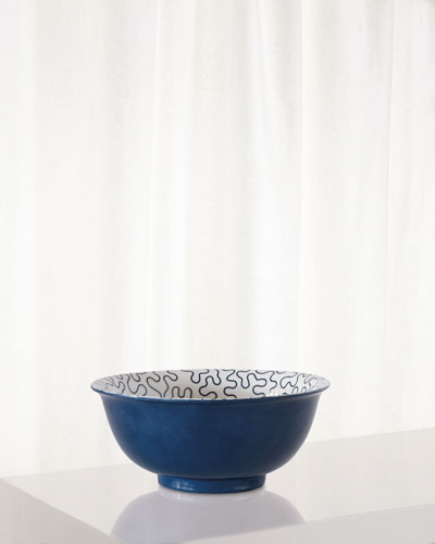 Venezia Indigo Bowl