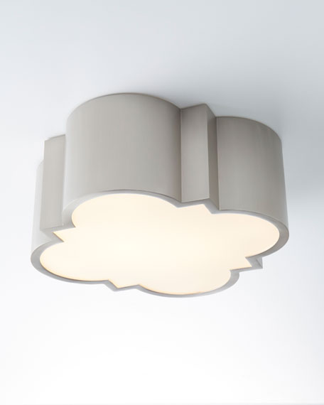 Wyatt 2-Light Ceiling Mount