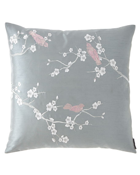Lili Alessandra Chinoiserie Square Pillow