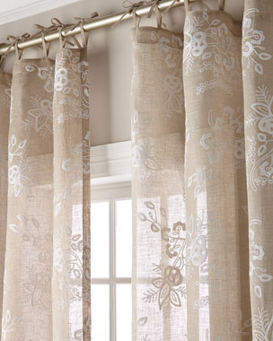 60c8512b712066 Luxury Curtains & Curtain Hardware at Neiman Marcus