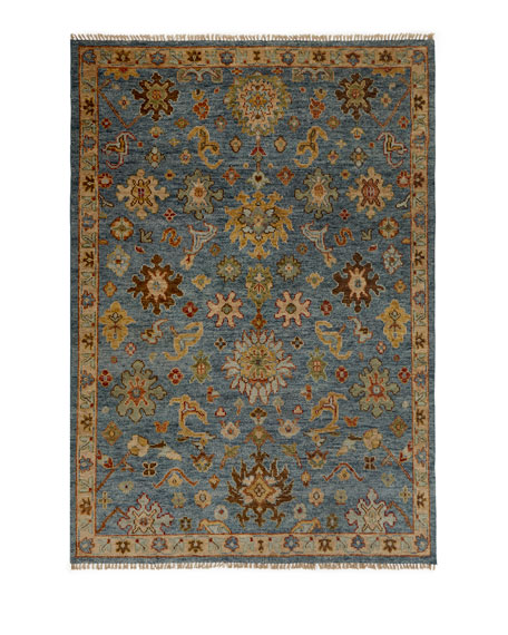 Image 2 of 2: Safavieh Cromwell Hand-Knotted Rug, 8' x 10'