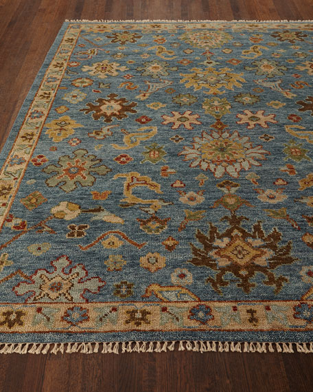 Image 1 of 2: Safavieh Cromwell Hand-Knotted Rug, 8' x 10'