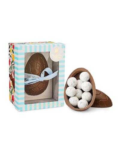 Milk Chocolate Caramel Truffle Easter Egg