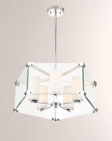 Image 4 of 4: Ridgefield 5-Light Pendant