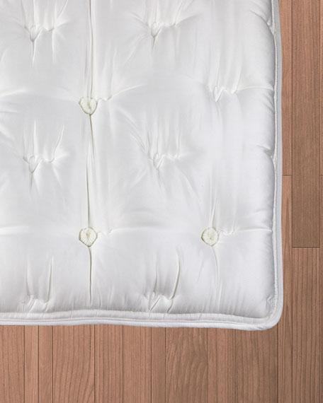"SFERRA Mille Luxe Pillow Top King 9"" Mattress Set"