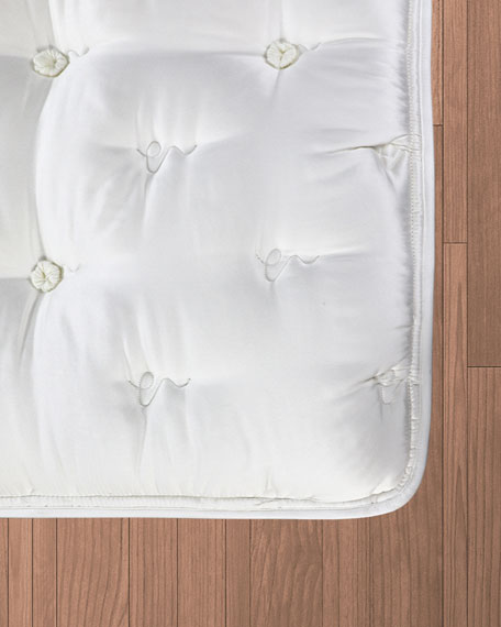 "SFERRA Mille Luxe Queen 5"" Mattress Set"