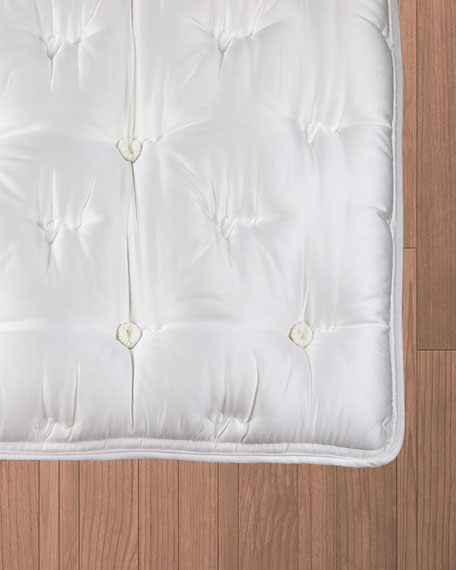 "SFERRA Mille Luxe Pillow Top King 5"" Mattress Set"