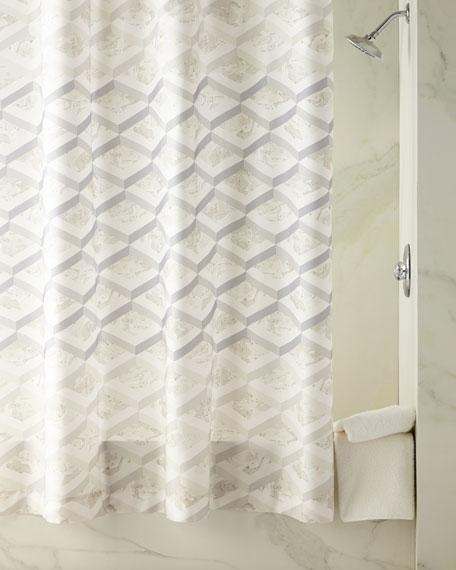 Designers Guild Jourdain Shower Curtain