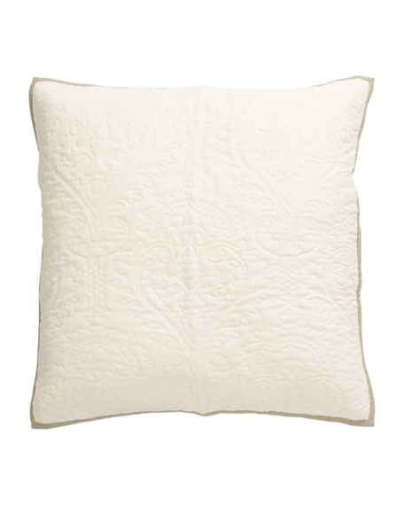Avasa Home Aiden Quilted European Sham