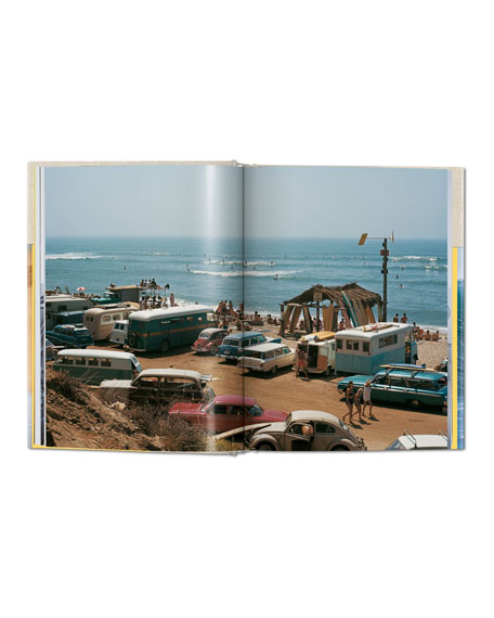 """Taschen """"Surf Photography of the 1960s and 1970s"""" Book"""