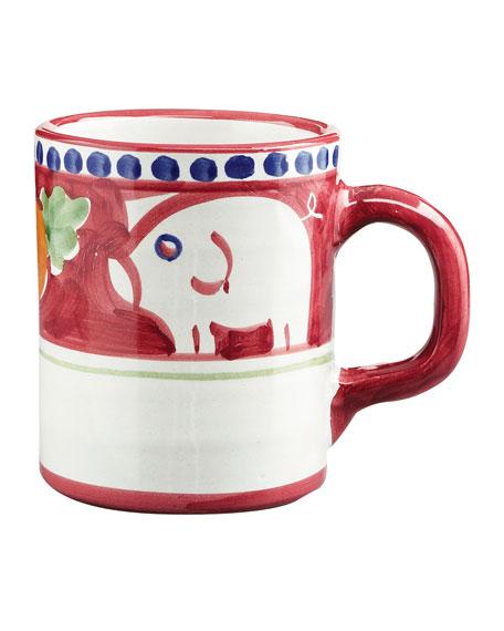 Vietri Porco Mug