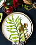 Vietri Into The Jungle Assorted Dinner Plates, Set of 4