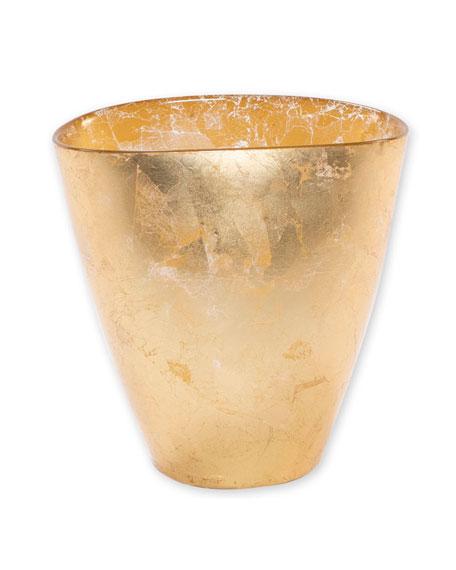 Vietri Moon Glass Small Vase
