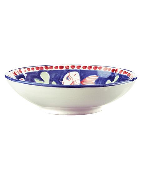 Vietri Pesce Coupe Pasta Bowl