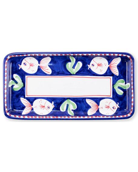 Vietri Pesce Rectangular Platter