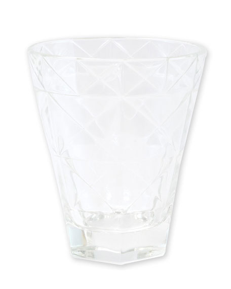 Vietri Prism Assorted Short Tumblers, Set of 4