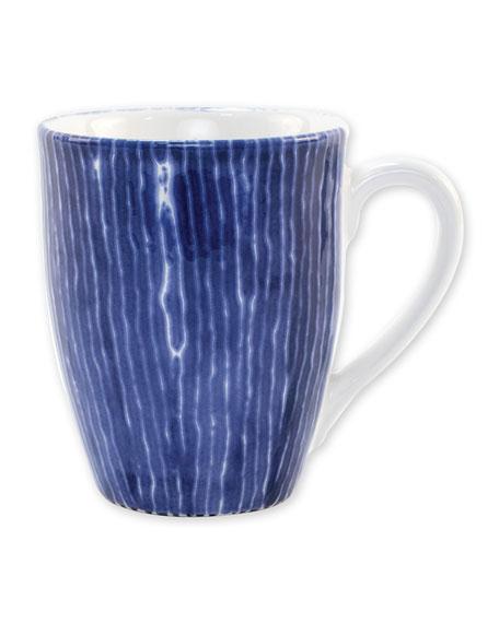 Vietri Santorini Stripe Mug