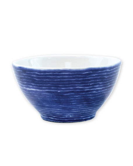 Vietri Santorini Assorted Cereal Bowls, Set of 4