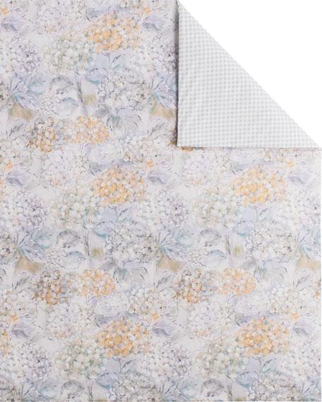 Anne de Solene Bouquet Full/Queen Duvet Cover