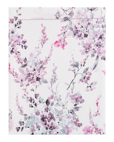 Anne de Solene Romance Full/Queen Flat Sheet