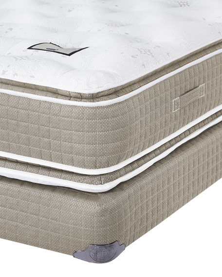Shifman Mattress Saint Michele Villa Rosa Collection Twin Mattress & Box Spring Set