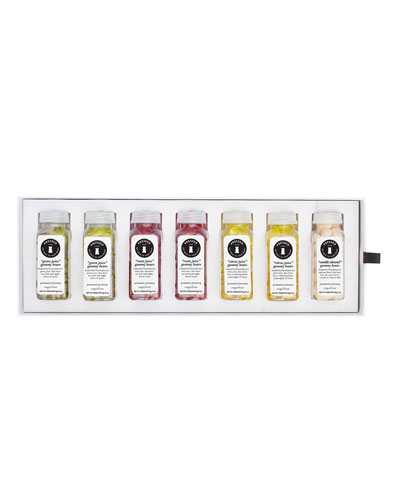 Pressed Juicery 7-Day Gummy Bear Cleanse