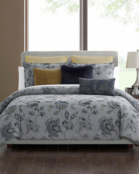 Highline Grayson 3-Piece Full/Queen Comforter Set