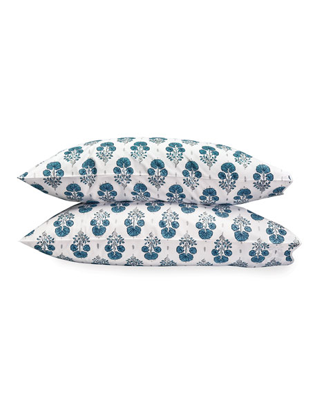 Matouk Joplin Standard Pillowcases, Set of 2