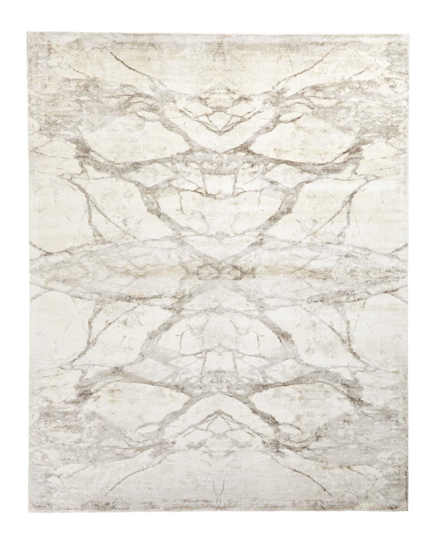 Mirror Match Marble Rug, 20' x 20'
