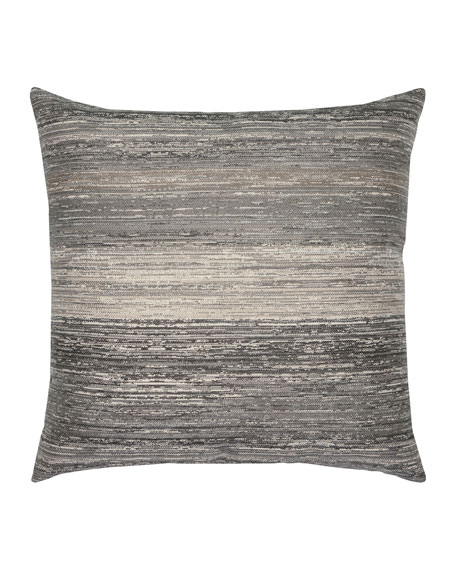 Elaine Smith Textured Sunbrella Pillow