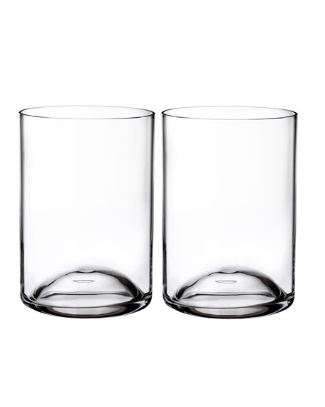 Waterford Crystal Elegance Double Old Fashioned Glasses, Set of 2