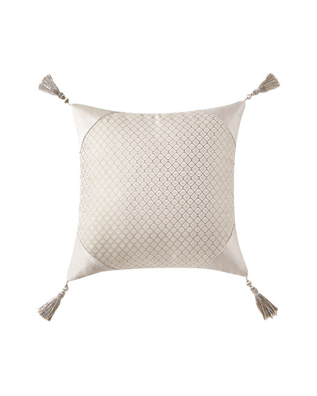 Waterford Gisella Decorative Pillow w/ Tassels