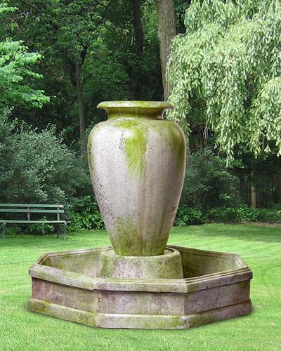Aurora Fountain