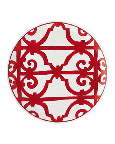 Hermès Balcon du Guadalquivir Tart Platter