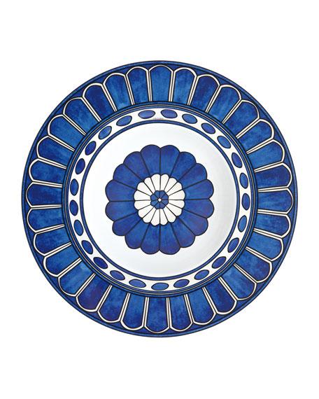 Hermès Bleus d'Ailleurs Pasta Plate