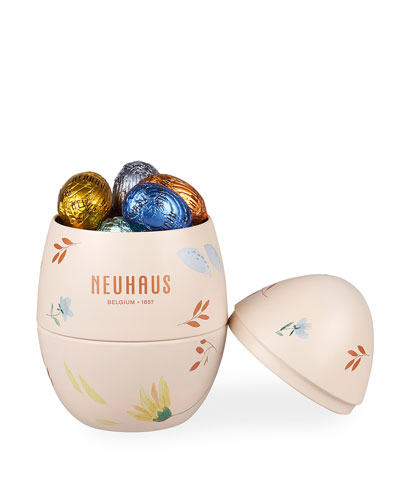 Limited Edition Chocolate Easter Egg Gift Tin