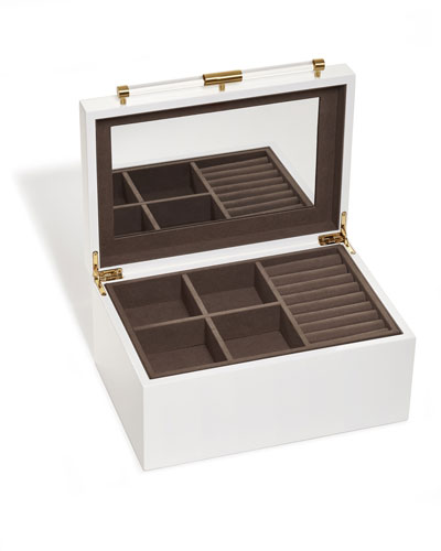 Medium Jewelry Box