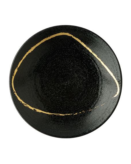 Royal Crown Derby Art Glaze Side Plate
